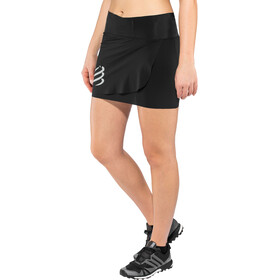 Compressport Racing Jupe Femme, black
